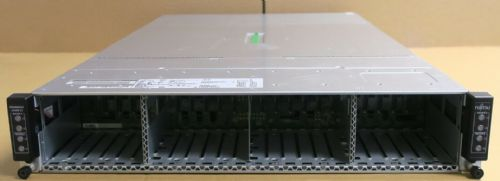 "Fujitsu Primergy CX400 S1 24x2.5"" Bay +4x CX250 S1 8x E5-2640 128GB Server Nodes"